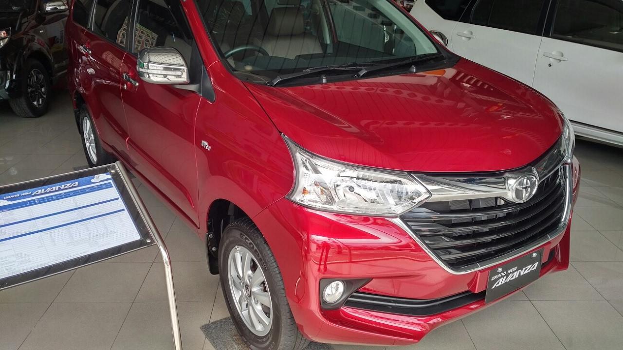 Toyota Avanza 1.3 G M/T