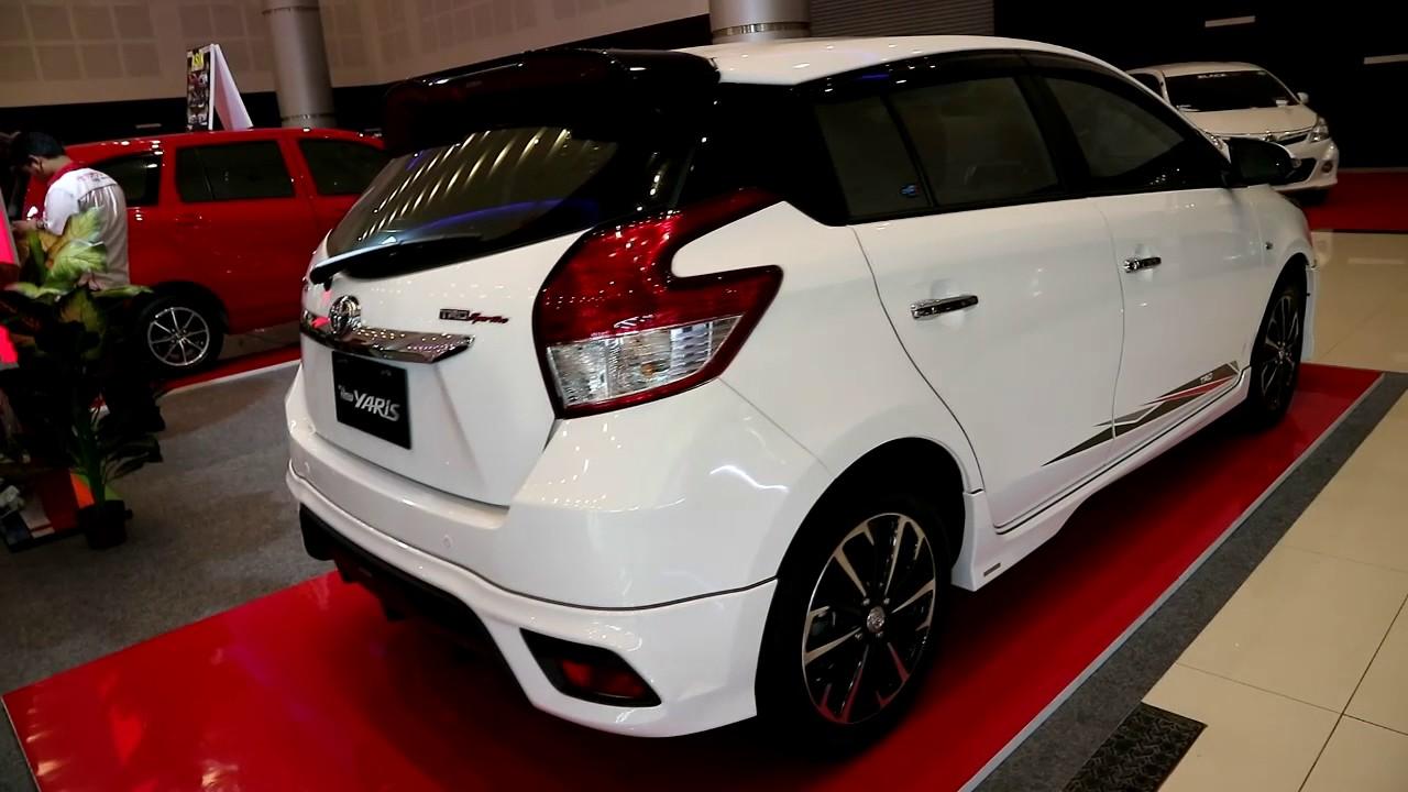 Toyota Yaris TRD Sportivo CVT