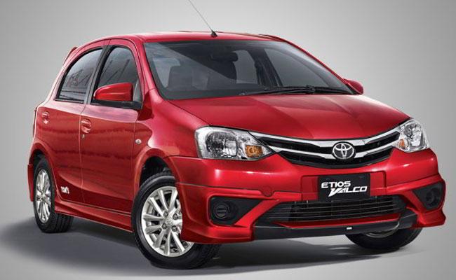 Toyota Etios Valco E M/T