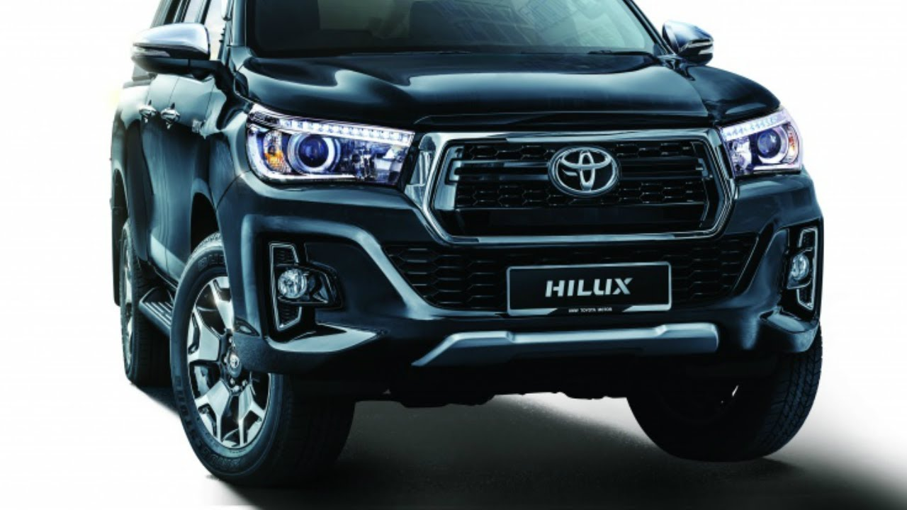 Toyota Hilux 2.0L Single Cab
