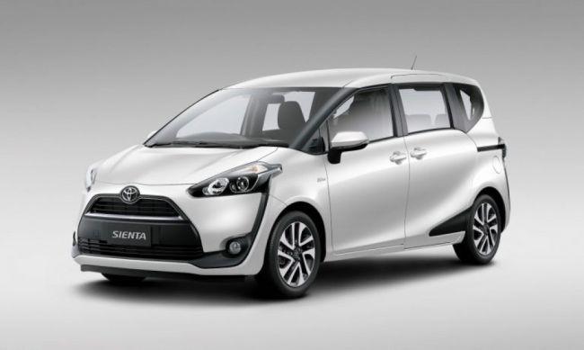 Toyota Sienta G CVT